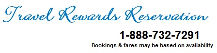 travel rewards reservations